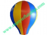 YF-inflatable ground balloon-1
