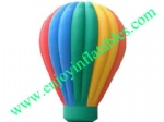 YF-inflatable ground balloon-2