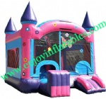 YF-inflatable bouncer combo-67