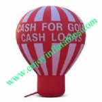 YF-inflatable ground balloon-7