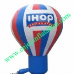 YF-inflatable ground balloon-18