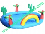 YF-inflatable pool-1