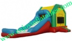 YF-inflatable slide combo-75