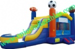 YF-inflatable slide combo-76