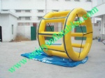 YF-inflatable roller ball-35