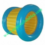 YF-inflatable water roller-2