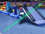 YF-inflatable water obstacle-78